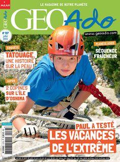 Géo Ado - Le magazine de notre planète