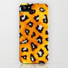 Fur XXI iPhone & iPod Case by Rain Carnival - $35.00 I hope you like it! #iphone #samsung #case #skin #fur #leopard #cheetah