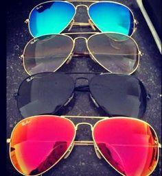 ZEFERINA BRASIL: Óculos espelhados