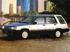 Toyota Tercel, Japanese Cars, Evolution