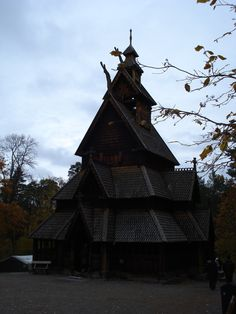 Old Viking Church, Oslo (Norway)