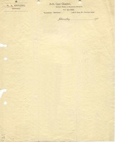 Gandhi, 1903 | Source: Brenthurst Library  In 1903, 33-year-old Mohandas Gandhi moved to Johannesburg, South Africa and opened a law practice. This was his letterhead.