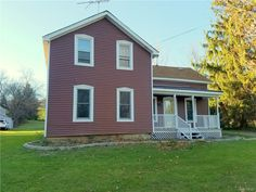 Priced to sell!!! Don't miss out on this beautifully updated home.  Totally renovated.  Roof 2008, Porch 2012, Siding and insulation 2015, H20 softener & chlorinator 2016, kitchen floor 2016, barn floor and footer 2005, Bathfitter tub 2016, Hot watertank 2014 and new wood stove 2011.  1st floor laundry.  Large barn for storage & workshop.  Home has cathedral ceilings throughout.  Large private yard and so much more.  All you need to do is move in.