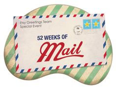 Challenge for 2012  Send one card or letter each week of the New Year.  What a great idea, and this is 'snail mail' not 'email'!!!