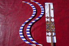 Buugeng S Staff; juggling; Diamond Edition; 2  colors; Striped model (White& Violet Blue)! Bonus: Free Bag!