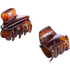 John Lewis Small Hair Grip Claws, x2, Brown ($6.69) ❤ liked on Polyvore featuring accessories, hair accessories, fillers, hair, other, hair clip accessories, brown hair clip, john lewis, hair claw and barrette hair clips