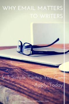 Writing websites advice