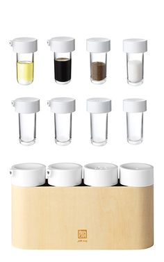JIA Inc.|品系列-中式調味罐組