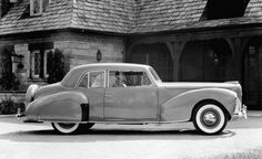 1939 Lincoln Continental      Young Edsel Ford's personal car became a spectacularly stylish, V-12–powered coupe and convertible.