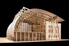 Graduate Architecture - Arlington Public Library – College of Architecture, Planning and Public Affairs – UT Arlington