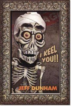 Jeff Dunham: Achmed    Hilarious standup ventriloquist