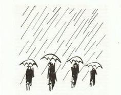 Rain in Macondo (one hundred years of solitude)