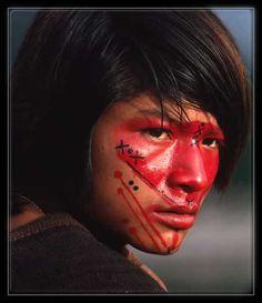 Ashaninka Girl, Peru