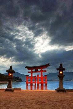 Itsukushima Shrine | Japan