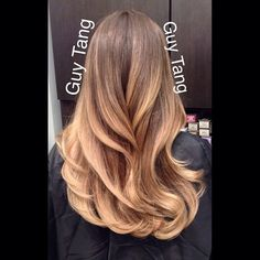 Refreshed 5 month old ombre I did