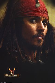 """Jack Sparrow """"there should be a captain in there somewhere"""" I love Johnny depp:)"""