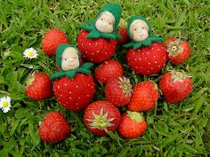 aardbeien by sannewanne, via Flickr