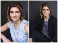 Manifesting a couple dream roles with these bomb new headshots from the lovely . Carmilla And Laura, Elise Bauman, Chyler Leigh, Katie Mcgrath, Melissa Benoist, Celebs, Celebrities, Celebrity Crush, Girl Crushes