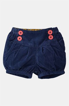 Mini Boden 'Baby' Cord Bloomers (Infant) available at #Nordstrom-love these