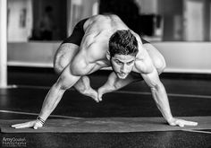 This is Noah and he's in my YOGA MEN 2015 Calendar. Order your's at http://bit.ly/yogamencalendar2015 ©AmyGoalenPhotography