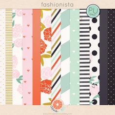 Kits preciosos en citrusandmint