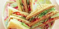 Mini-BLT-sandwich