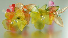 Gelatin Flower Bunch