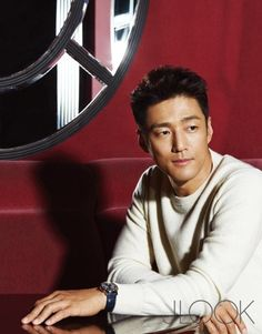 "Ji Jin-hee, ""I want to be an actor like Brad Pitt when I grow old"" @ HanCinema :: The Korean Movie and Drama Database"