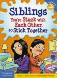I found this book as an excellent to be used with gifted kids (in elementary level). This book could help gifted kids coping with problems such as fairness, jealousy, conflict, tattling, privacy, and other problems that can make having siblings so difficult. Through this book, gifted kids would learn how to cope with new situations such as having a new baby in the family and how to handle special situations such as siblings with special needs.