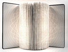 Book folding plus 'tangent' app