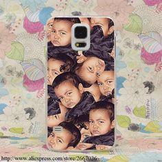 Lavaza kim kardashian Kylie Jenner Kimoji emojis Hard Cover Case for Samsung Galaxy S7 Edge S6 S8 Edge Plus S5 S4 S3 & Mini S2