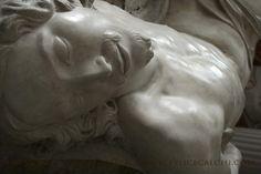 Pietà's Crist plaster cast.   FeliceCalchi - A. Felice © 2012