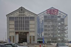 FRAC (Fond Régional d'Art Contemporain) de la Région Nord Pas-de-Calais LACATON & VASSAL ARCHITECTES