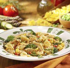 Olive Garden at Home: Chicken Giardino