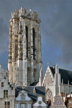 Mechelen (Belgium) By jefvandenhoute
