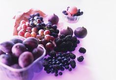 Why are purple fruits so much important for your health