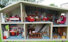Lundby dollshouses   Swedish Dollshouses