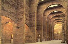 Museo de Arte Romano de Merida, Moneo.