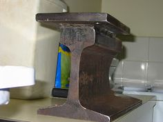 """Anvils are one of those things which can be """"home made"""", or totally  unorthodox, but it's hard to make a cheap home made anvil which is good..."""