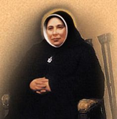 Saint Genoveva Torres Morales, founder Congregation of the Sacred Heart of Jesus and the Holy Angels (Angelicas), pray for us. Feast day January 5.