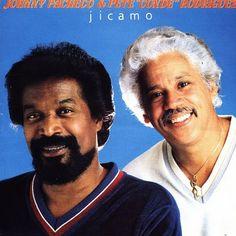 Expresión Latina: (1985) Johnny Pacheco & Pete 'El Conde' Rodriguez - Amor en la arena