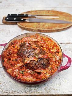 Jamie's meatloaf