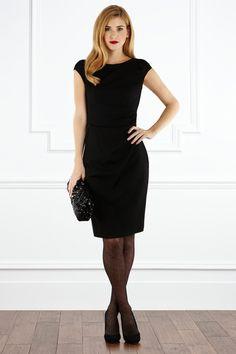 An absolutely perfect little black dress!!
