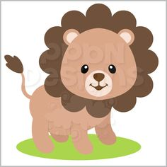 PPbN Designs - Baby Lion (Free for Basic and Deluxe Members), $0.00 (http://www.ppbndesigns.com/products/baby-lion-free-for-basic-and-deluxe-members.html)