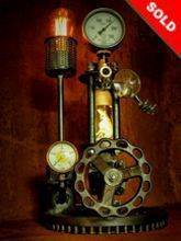 steam punk light