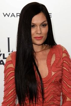 The Hottest Long Hairstyles & Haircuts For 2014 - Jessie J