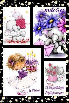 Z okazji. Pop Up Cards, Happy Birthday, Teddy Bear, Animals, Humor, Birthday, Happy Brithday, Animales, Animaux
