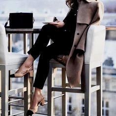 Mode Outfits, Office Outfits, Business Fashion, Business Women, Business Lady, Boss Lady, Girl Boss, Neuer Job, Aesthetic Women