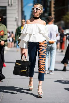 Street Style from Day 6 of New York Fashion Week - Fashionista