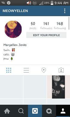 Follow on Instagram @meowyellen